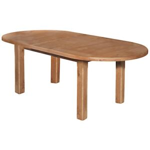Dominic Extending Oval Table