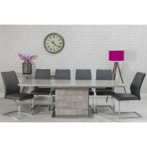 Daphne Extending Dining Table 1600mm-2200mm