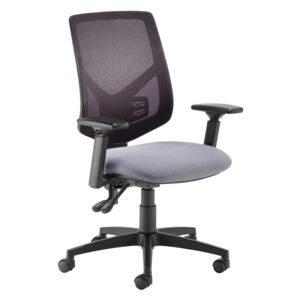 Tegan Mesh Back Pcb Operator Chair With 3D Arms - Made To Order