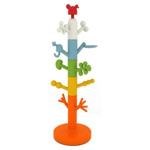 Paradise Tree Standing coat rack - Modular by Magis Collection Me Too Multicoloured