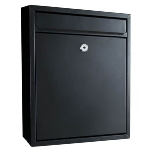 Bologne Wall Mount Mailbox