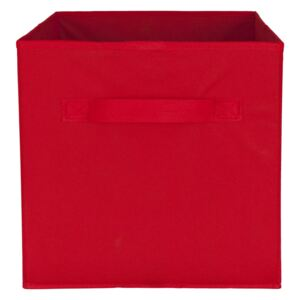 Compact Cube Fabric Insert - Red