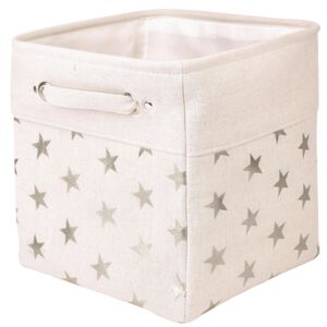 Compact Cube Insert - Silver Stars