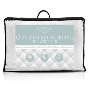 Quilted Microfibre Pillow