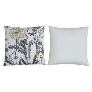 Homebase Outdoor Scatter Cushion in Floral Natural