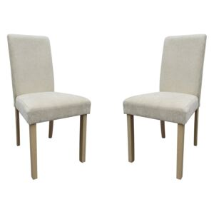 Diva Dining Chair - Set of 2 - Ivory