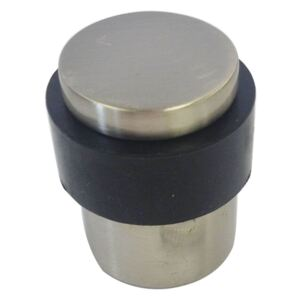 Dome Stop - Sand Nickel Plated