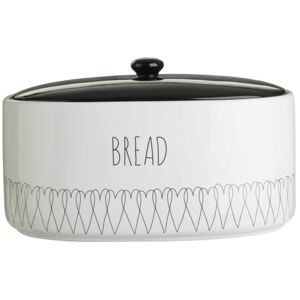 Heartlines Bread Canister