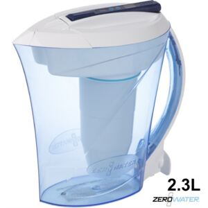 ZeroWater 10 Cup Ready Pour Water Filter Jug - 2.4l