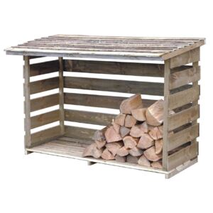 Forest 6ft x 2ft 10in Large Log Store
