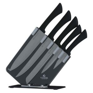 Viners Everyday 5 Pieces Knife Block Set