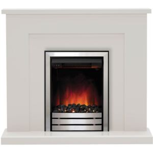 Be Modern Marden Electric Fireplace Suite - Cashmere