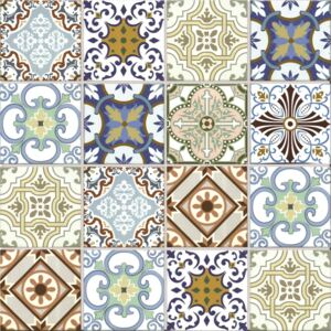 HoM Geo Moroccan Large (Sample Only) - 150 x 110mm