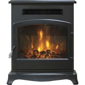 Be Modern Elstow Inset Electric Stove - Black