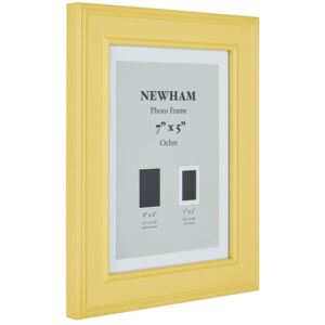Newham Picture Frame 7 x 5 - Ochre