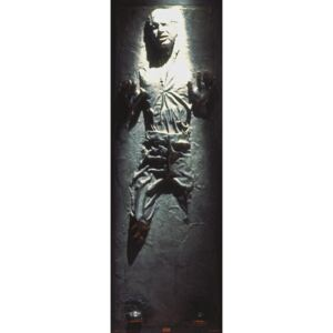 Poster Star Wars - Han Solo in Carbonite, (53 x 158 cm)