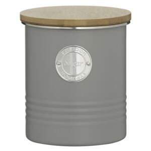 Typhoon Living Sugar Canister - Grey