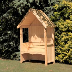 Shire Forget Me Not Arbour - 4x2ft