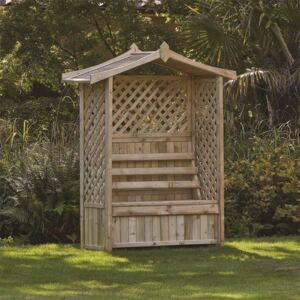 Anchor Fast Seated Arbour FSC
