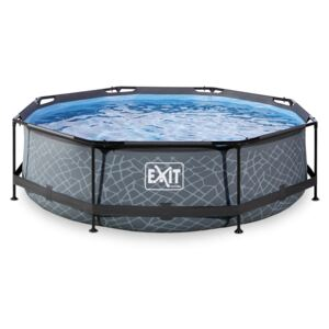 Exit Round Swimming Pool 300cm With Pump
