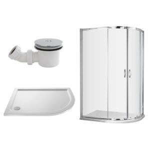 Balterley 1200 x 800mm Right Hand Shower Enclosure Package