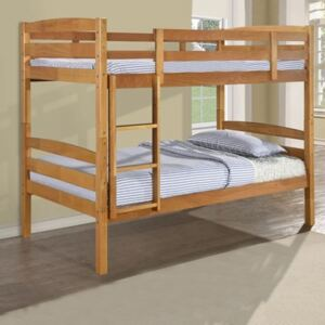 Tripoli Solid Wood Bunk Bed