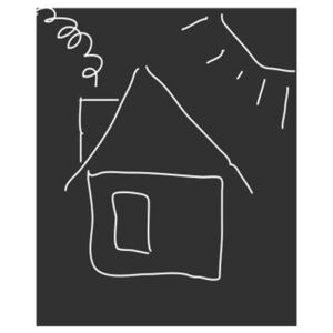 Manis Chalkboard For Bunk Bed