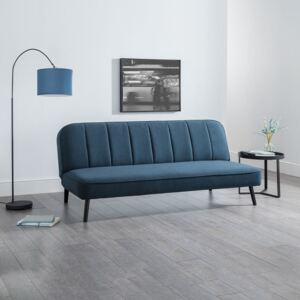 Miro Curved Back Fabric Sofa Bed