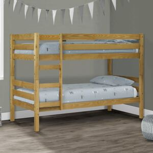 Wyoming Solid Pine Bunk Bed