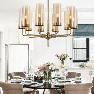 Nordic Style LED Suspension Chandelier