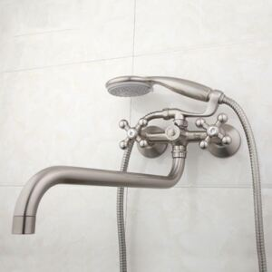 Classic Brass Rotatable Shower Faucet