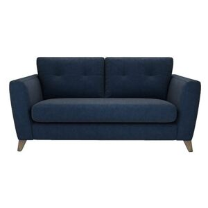 The Lounge Co. - Hermione 2.5 Seater Fabric Sofa - Blue