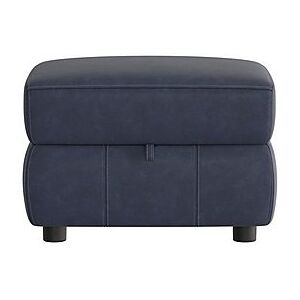 Relax Station Revive Fabric Storage Footstool - Blue