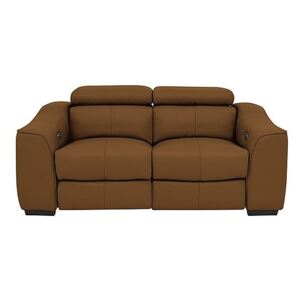 Elixir 2 Seater Leather Sofa- World of Leather