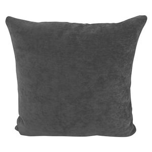 Living Proof Sofas - LivingProof Large Fabric Scatter Cushion - Black