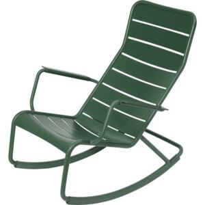 Luxembourg Rocking chair by Fermob Green