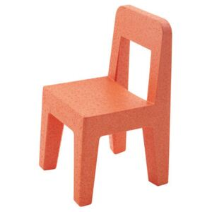 Seggiolina Pop Children's chair by Magis Collection Me Too Orange