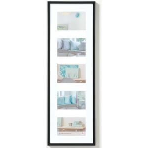 Walther Design Picture Frame New Lifestyle 5x10x15 cm Black