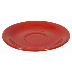 Saucer Fusion Fresh Red 15 cm AMBITION