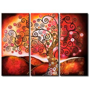 Canvas Print Trees: Candy tree
