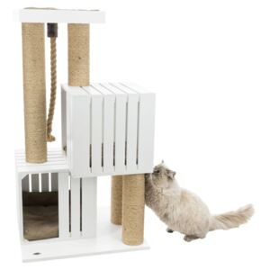 TRIXIE Cat Scratching Post BE NORDIC Skadi White and Sand