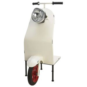 Ambiance Scooter with Table White