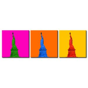 Canvas Print For Teenagers: Statue of Liberty