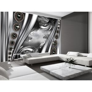 Wall mural Modern: Jewelry and abstract