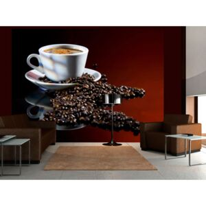 Wall mural Kitchen Themes: Cup - coffee