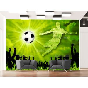 Wall mural Sport: Victory!
