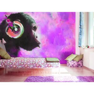 Wall mural Animals: World of Sound