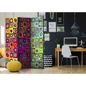 Room divider: Colorful Abstract Art [Room Dividers]