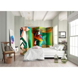 Room divider: Colourful Space II [Room Dividers]