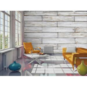 Wall mural Wood: Wooden weave